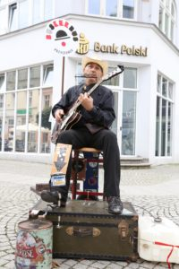 Boris Voutsinos - festiwal BuskerBus