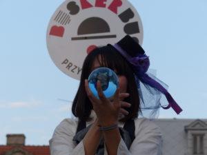 CHISHA - pokaz uliczny podczas festiwalu BuskerBus