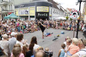 Gjurcinowsky - festiwal BuskerBus
