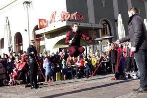 Jack Flash - circus show