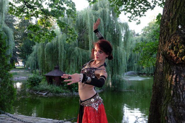 Tancerka Lucy z Czech
