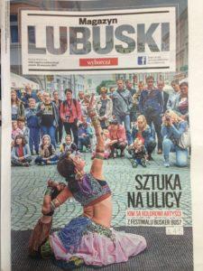 Relacja z festiwalu BuskerBus w Magazynie Lubuskim