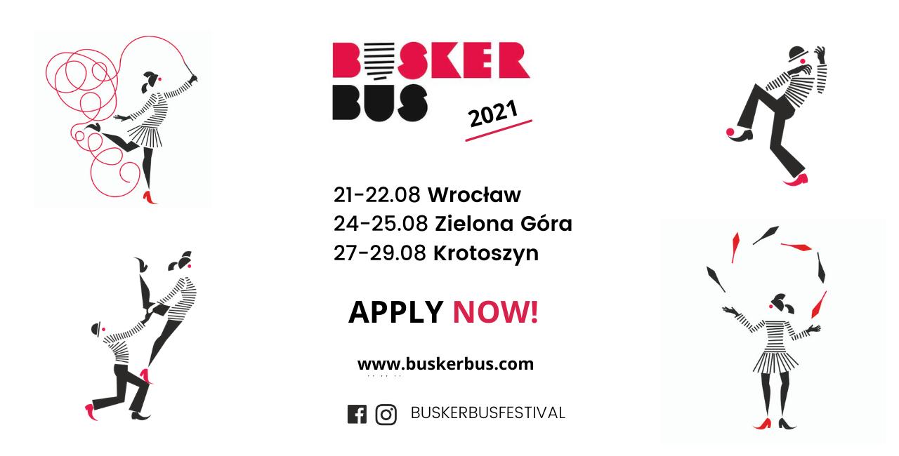 Open Call BuskerBus